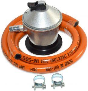 regulador de gas butano