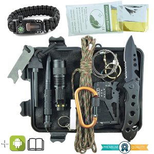 kit de supervivencia 24 en 1