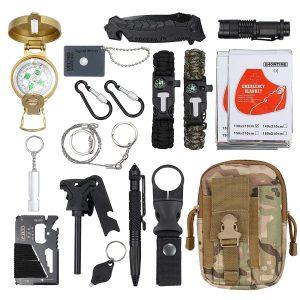 kit de supervivencia kamtop