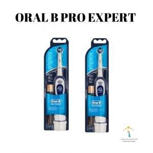 cepillo electrico oral b pro expert