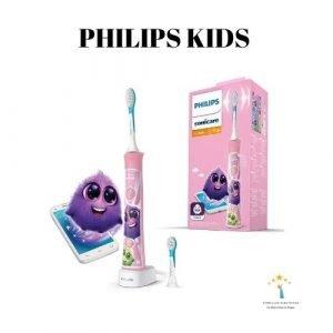 cepillo electrico philips kids
